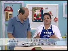 Ateliê na TV  03 07 2012 Tapete Crisântemo