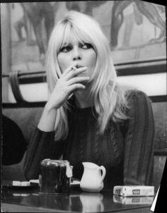 """missbrigittebardot:  Brigitte Bardot in """"Masculin Féminin"""" (1966)"""