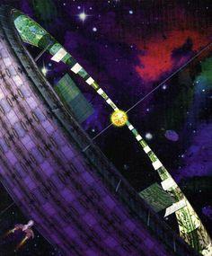 Barclay Shaw all 3 sci-fi via 70sscifiart tumblr