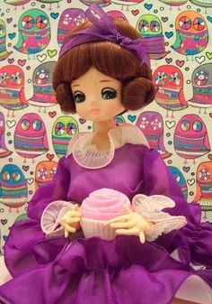 luluzinha kids ❤ bonecas - Bradley Doll and the cupcake!