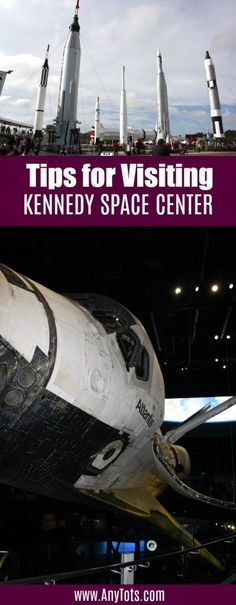 10 Tips for visiting Kennedy Space Center in Titusville, Florida. Fun Things to do in Orlando. Fun Things to do in Florida. www.anytots.com