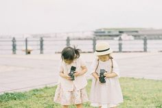camera GIRL's. by shima., via Flickr