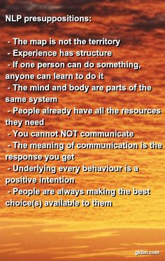 NLP and Hypnosis NLP presuppositions Nlp Coaching, Life Coaching Tools, Nlp Techniques, Expansion, Neuroplasticity, Workshop, Hypnotherapy, Effective Communication, Emotional Intelligence