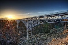 Rio Grande Gorge Bridge | btw Press 'L' please. much better … | Flickr