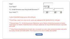 Kredi kartı ile trafik cezası ödeme - http://www.trafikodeme.com