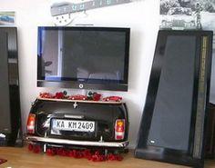 Mini - car furniture