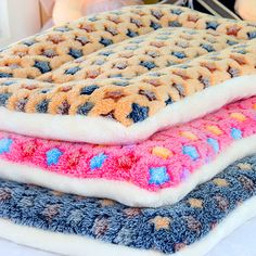 Dog Blanket Fleece Pet Blanket For Dogs And Cats Bed For Big Dogs Leopard Print Cat Mat Soft Cushion Warm Quilt Cotton Terry 15 Pet Beds, Dog Bed, Cat Mat, Bed Mats, Pet Boutique, Warm Blankets, Sleeping Dogs, Dog Accessories, Big Dogs