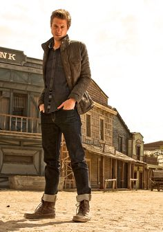 Rory Williams   S7EP3 A Town Called Mercy