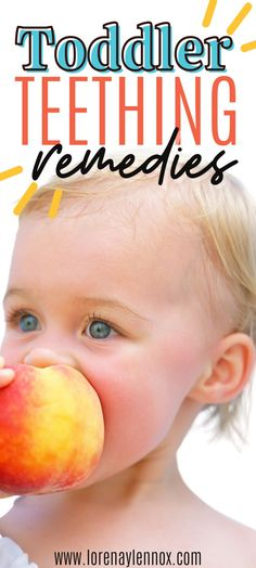 Natural Teething Remedies to Soothe Your Baby's Pain #teethinghacks #teethingremedies #infantteethingremedies #toddlerteethingremedies #momhacks #allnaturalteethingremedies Baby Teething Remedies, Natural Teething Remedies, Parenting Toddlers, Parenting Advice, Postpartum Care, Baby Led Weaning, Mom Advice, Interesting Reads, Mom Hacks