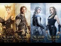 Assistir filme completo e dublado: O Caçador E A Rainha Do Gelo.