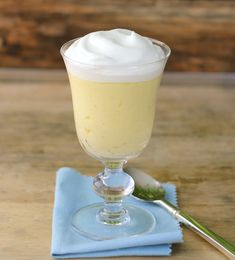 Jenny Steffens Hobick: Lemon Mousse | Fresh & Refreshing Dessert