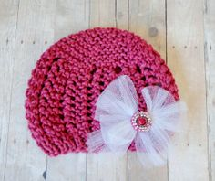 Baby Beanie Newborn Hat Pure Cotton Baby Beanie in by KnitsDuNord, $16.00