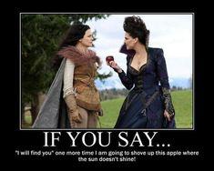Once Upon A Time Humor [ Bahaha! <3 <3 ]