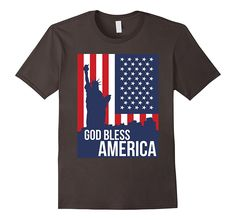 Now available on our store:  God Bless America.... Check it out here!  http://teecraft.net/products/god-bless-america-statue-of-liberty-2a1955a08d8f130c65ef8561af3855b9?utm_campaign=social_autopilot&utm_source=pin&utm_medium=pin.  #tshirt  #hoodie  #tank  #mugs  #teecraft