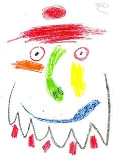 Por Zoé, a la manera de Pablo Picasso https://ar.pinterest.com/pin/274860383491887661/
