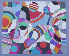 Color and Space: Sonia Delaunay