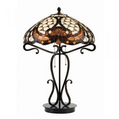 Lite Source C41069 Benard Table Lamp Dark Bronze