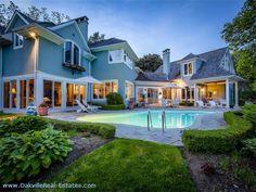 Oakville Luxury Waterfront Homes