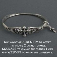 Womens Jewelry, Silver Serenity Prayer Bracelet with Dangle Cross and Angel Wings WT, http://www.amazon.com/dp/B005EOOD6E/ref=cm_sw_r_pi_dp_iY5Nqb001M29W