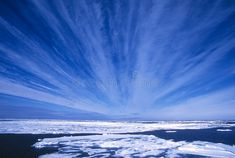 Photo about A view of the Arctic sky appearing to eminate from the distant horizon. Image of arctic, svalbard, norway - 21561 Backyard Patio, Flyer Design, Arctic, Norway, Trek, Coastal, Waves, Clouds, Sky