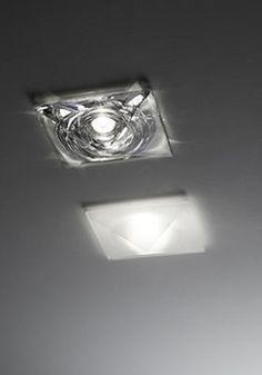 D27 Faretti Rombo faretto ad incasso - Fabbian Illuminazione