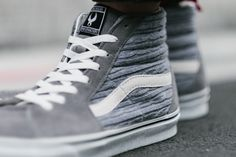 Remix x Vans 10th Anniversary Capsule Collection #sneakers