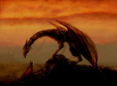 The Lady And The Dragon by Redface on DeviantArt