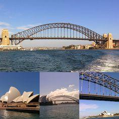 #TBT  #Sydney #SydneyHarbourBridge #SydneyOperaHouse #Australia by justin_t_k http://ift.tt/1NRMbNv