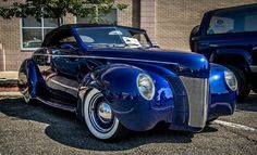 1939 Ford Coupe Convertible