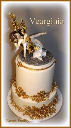 Birthday cakes for girls. by Alena Vearginia Nova