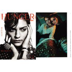 HUNGER FEB 14 #hunger #janecarrpress