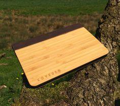 IPad Mini Leather Flip Case iPad Mini Case Handmade by KOVEREDUK