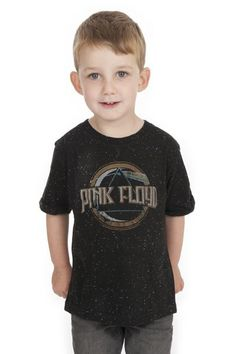12972a22d55 Pink Floyd On The Run Speckle T-Shirt - Amplified Kids