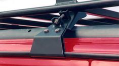 Homebuilt Gutter Mounts for roof rack - Jeep Cherokee Forum Jeep Xj Roof Rack, Truck Roof Rack, Custom Truck Bumpers, Custom Trucks, Roof Rails, Roof Top Tent, Montero 4x4, Lifted Van, Jeep Xj Mods