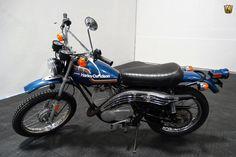 1975 AMF Harley Davidson SX-175