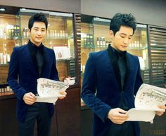 Actor Park Si Hoo shares his thoughts on returning to the small screen through 'Cheongdamdong Alice'