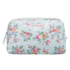 Kingswood Rose Classic Box Washbag | Travel Accessories | CathKidston