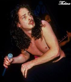 Chris Cornell Live, Feeling Minnesota, Musical Hair, Mad Season, Alice In Chains, Pearl Jam, Mothers Love, Rock Bands, Guys