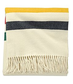 Pendleton 5th Avenue Glacier Park Wool Throw #Dillards