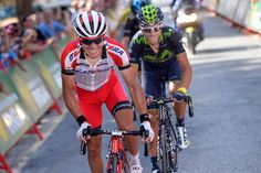 Vuelta a España 2014 - Stage 6: Benalmádena - Cumbres Verdes (La Zubia) 167.7km - Joaquim Rodriguez attacks his rivals!