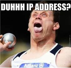 What is an IP address you ask?  Your house has a street address to get mail; your connected device has an Internet address to get and receive data on the Web. How To Get, Social Media, Technology, Internet, Street, Tech, Tecnologia, Social Networks, Walkway