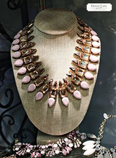 glamourous STATEMENT pieces!