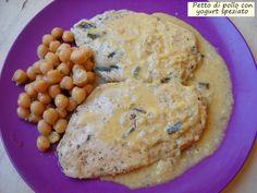 Petto+di+pollo+con+yogurt+speziato