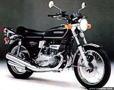 OLDSUZUKI - Choisissez votre moto | Pièces d'origine pour vos anciennes SUZUKI | By AS MOTOS Suzuki Gt 750, Suzuki Bikes, Moto Suzuki, Suzuki Motorcycle, Kawasaki Motorcycles, Moto Bike, Mini Motorbike, Motorcross Bike, Motos Yamaha