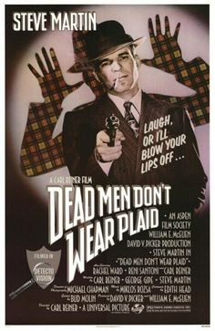 Directed by Carl Reiner. With Steve Martin, Rachel Ward, Alan Ladd, Carl Reiner. Film noir parody with a detective uncovering a sinister plot. Characters from real noirs appear as scenes from various films are intercut. Rachel Ward, Old Movies, Vintage Movies, Great Movies, Vintage Art, Steve Martin Movies, Detective, Carl Reiner, Film Man