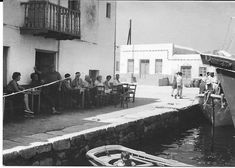 Greece Pictures, Paros, Vintage Pictures, History, Historia, Vintage Photography