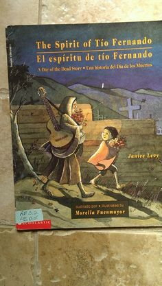 This bilingual English-Spanish picture book tells the story of a Mexican boy who learns the meaning of Day of the Dead. Day of the Dead mixes traditional Catholic and Aztec customs. It is different from Halloween: instead of costumes emphasizing scary spirits and zombies, Day of the Dead is a happy celebration calling back to life the spirits of the deceased. Appropriate for all ages in elementary school.