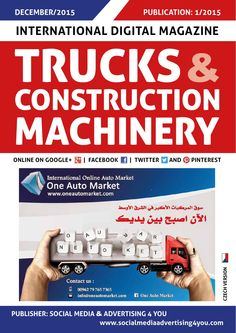 Truck & Construction Machinery - december 2015