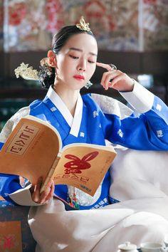 Drama Tv Shows, Drama Film, Korean Traditional Dress, Traditional Outfits, Kdrama, Jung Hyun, Drama Korea, K Idols, Funny Photos