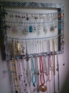 diy jewelry stands   pinned by b j spraker durrett